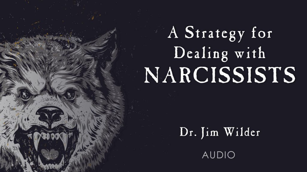 a strategy for dealing with narcissists