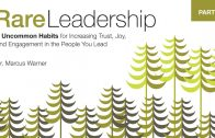 Rare Leadership   Part 4
